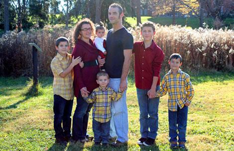 risner spinal center family